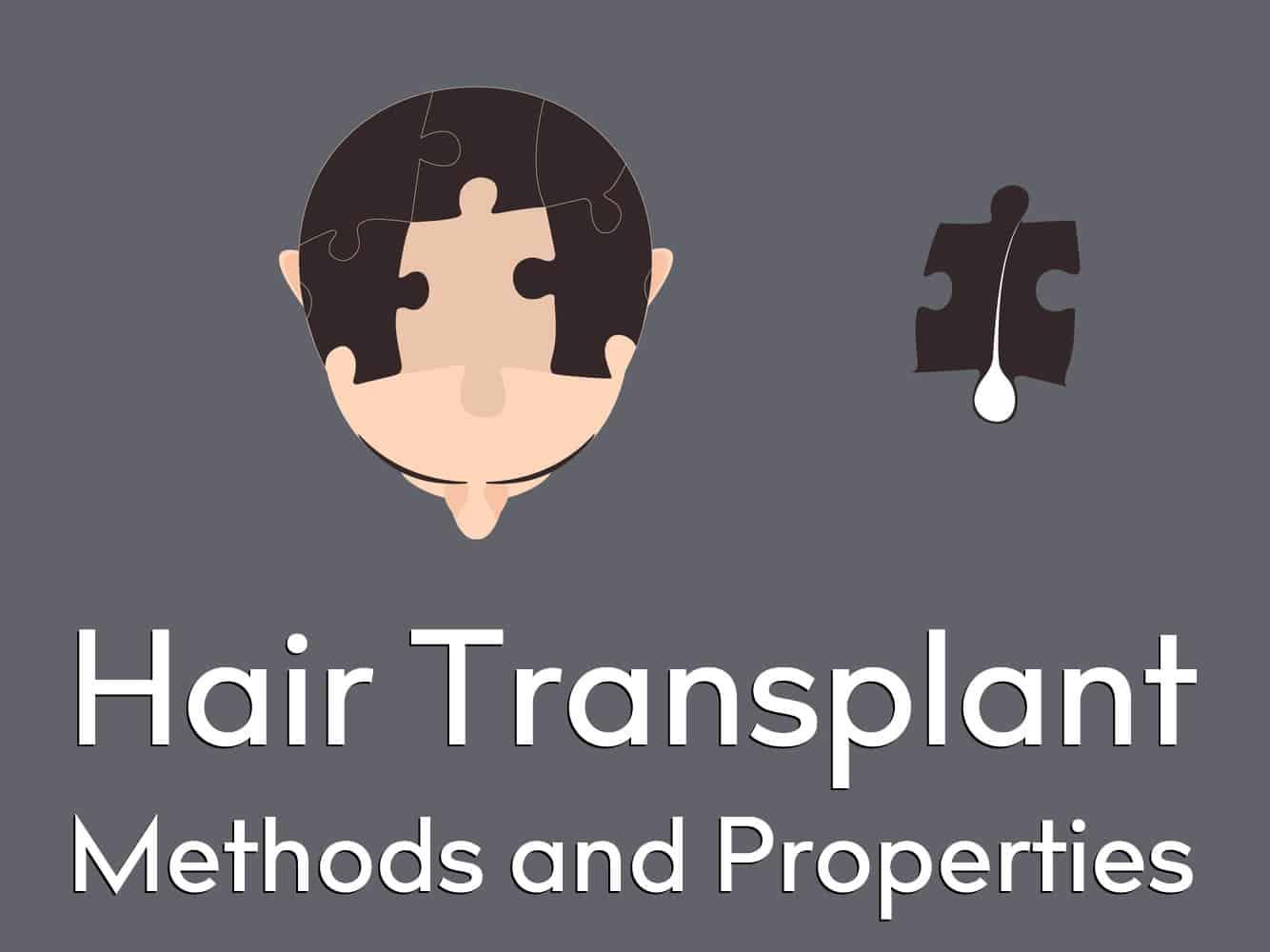 Méthodes Et Propriétés De Greffe De Cheveux