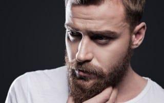 Greffe De Cheveux Faciaux Pour Hommes
